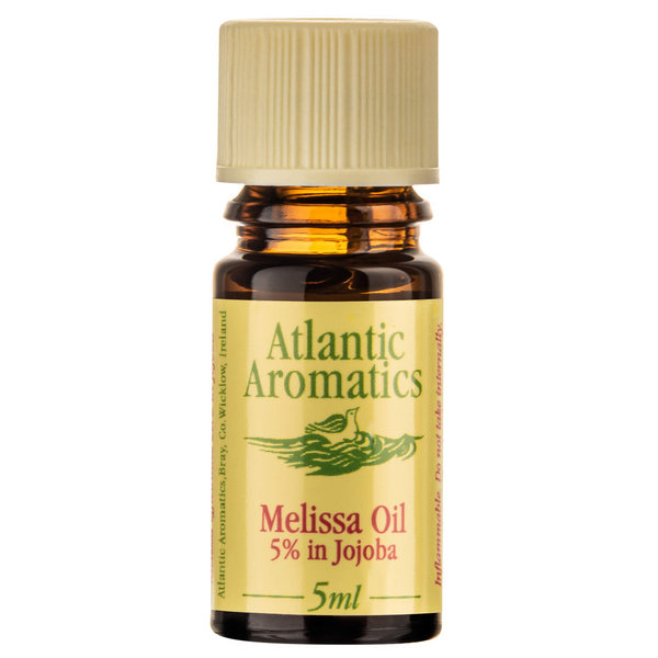 Atlantic Aromatics, Melisse, Bio, 5ml, Melissa Oil